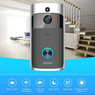 Smart IP Video Wireless Security Camera